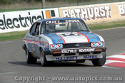 84775  -  J. Craft / L. Grose  Ford Capri - 21st Outright Bathurst 1984  - Photographer Lance J Ruting