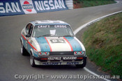 84776  -  J. Craft / L. Grose  Ford Capri - 21st Outright Bathurst 1984  - Photographer Lance J Ruting