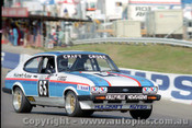 84777  -  J. Craft / L. Grose  Ford Capri - 21st Outright Bathurst 1984  - Photographer Lance J Ruting