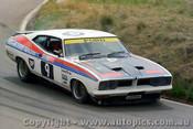 76783  -  A. Moffat / V. Schuppan Ford Falcon XB GT -  Bathurst 1976 - Photographer Lance J Ruting
