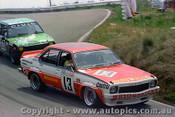 76786 - T. Slako / B. Rhodes - Holden Torana L34 SLR 5000 & K. Brian / N. Riley Honda Civic - Bathurst 1976 - Photographer Lance J Ruting