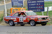 76791 - D. Holland / L. Brown  Mazda RX3 -  Bathurst 1976 - Photographer Lance J Ruting