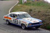 76792  -  B. Seton / D. Smith  Ford Capri 8th Outright & Class C  Winner - Bathurst 1976 -  Photographer Lance J Ruting