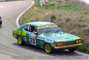 76793  -  G. Moore / D. Johnson  Ford Capri 8th Outright - Bathurst 1976 - Photographer Lance J Ruting