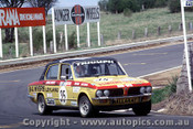 76796  -  J. Dellaca / T. Wade  Triumph Dolomite Sprint   - Bathurst 1976 - Photographer Lance J Ruting