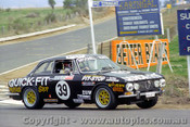 76800 - P. McDonell / J. Hunter  Alfa 2000 GTV -  Bathurst 1976 - Photographer Lance J Ruting