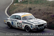 76801 - P. Wherrett / D. Jones  Alfa 2000 GTV -  Bathurst 1976 - Photographer Lance J Ruting