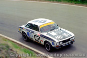 76802 - P. Wherrett / D. Jones  Alfa 2000 GTV -  Bathurst 1976 - Photographer Lance J Ruting