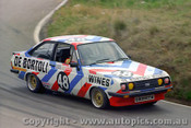 76805 - B. Hodgson / D. Morrow  Ford Escort RS2000  -  Bathurst 1976 - Photographer Lance J Ruting