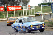 76806 - T. Daly / B. Jones  Ford Escort RS2000  -  Bathurst 1976 - Photographer Lance J Ruting