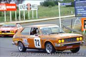 76812 - C. O Shannesy / G. Leggatt Fiat 128 3P -  Bathurst 1976 - Photographer Lance J Ruting