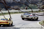 77761  -  C. Bond / A. Hamilton  -  Bathurst 1977 - 2nd Outright - Ford Falcon XC &  B. Stanley / L. Grose Capri V6 - Photographer Richard Austin