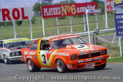 77763  -  B. Jane / P. Geoghegan - Holden Torana A9X Completed 35 Laps -  Bathurst 1977 - Photographer Lance J Ruting