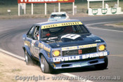 77770 - B.  Forbes / K. Bartlett  - Holden Torana A9X  Completed 147 Laps - Bathurst 1977 -  Photographer Lance J Ruting