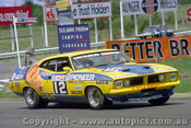 77772 - R. Dickson / F. Gibson Ford Falcon XB GT  10th Outright - Bathurst 1977 -  Photographer Lance J Ruting