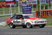 77773 - J. Harvey / J. Negus - Holden Torana A9X  Completed 91 Laps - Bathurst 1977 -  Photographer Lance J Ruting