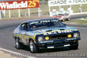 77780 - R. Donovan / R. Lindau  Ford Falcon XB GT  Completed 31 Laps - Bathurst 1977 -  Photographer Lance J Ruting