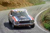 77788  -  B. Seton / D Smith  -  6th Outright & Class B  Winner - Ford Capri V6  -  Bathurst 1977 - Photographer Lance J Ruting