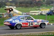 77791  -  R. Skaife / S. Ransom - Completed 98 Laps - Ford Capri V6  -  Bathurst 1977 - Photographer Lance J Ruting