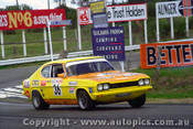77793  -  B. Stanley / L. Grose - Completed 46 Laps - Ford Capri V6  -  Bathurst 1977 - Photographer Lance J Ruting
