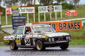77795  -  P. McDonell / J. Hunter  BMW 3m0Si - 14th Outright -  Bathurst 1977 - Photographer Lance J Ruting