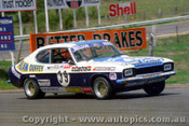 77796  -  L. Nelson / B. Reed - Ford Capri V6 - Completed 6 Laps  -  Bathurst 1977 - Photographer Lance J Ruting