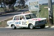 69764 - C. Cole / L. Keefe - Fiat 125 -  Bathurst 1969