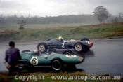 63539 -  T. Maggs - Lola / B. Stillwell Brabham - Lakeside 1963 - Photographer John Stanley