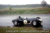63540 -  G. Hill - Ferguson P99  - Lakeside 1963 - Photographer John Stanley