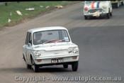 64739 - Ayres / Geary - Hillman Imp - Bathurst 1964 - Photographer Richard Austin