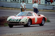 65460 - Spencer Martin 250LM Ferrari -  Lakeside 1965 - Photographer John Stanley