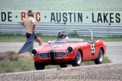 66452 -  Noel Riley Honda S600  -  Lakeside 1966 - Photographer John Stanley