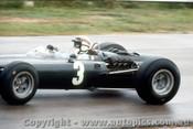66565 - Jackie Stewart - BRM -  Tasman Series  Lakeside 1966 - Photographer John Stanley