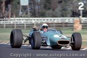 68575 -  Jack Brabham Repco Brabham  - Warwick Farm Tasman Series 1968 - Photographer Richard Austin