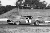 69092 - Allan Moffat  TransAm Mustang - Sandown 9th November 1969 - Photographer Peter D Abbs