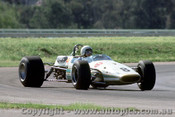 69553 - R. Levis Brabham BT 23c FVA  - Warwick Farm 7th September 1969 - Photographer Richard Austin