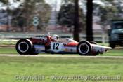 69605 - Dennis Marwood Eisert - Bartz Chev V8  - Warwick Farm 7th September 1969 - Photographer Richard Austin