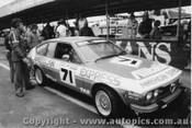 78797  -  P. Neve / G. Leggatt Alfetta GTV  Bathurst  1978 - Photographer Lance  Ruting
