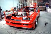 80033 - Graeme Whincup Chev Monza - 1980 - Photographer Richard Austin