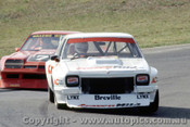 80039 - A. Grice  Holden Torana V8 / G. Whincup Chev Monza - Oran Park 1980 - Photographer Richard Austin