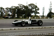 66569  - Jim Clark - Lotus 39 Climax - Sandown Tassman Series 1966 - Photographer Peter D Abbs