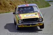 79767  - Mark Thatcher / Kiyoshi Misaki Toyota Corolla -  Bathurst 1979 - Photographer Darren House