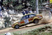 79956 - G. Carr & F. Cocentas BDA Escort 1979  Southern Cross Rally