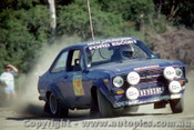 82901 - Ford Escort 1982 Southern Cross Rally