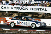 85022  - Peter Brock  -  Holden Commodore VK  Amaroo  1985