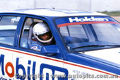 85024  - Peter Brock   -  Holden Commodore VK  Amaroo  1985