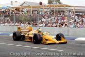 87503 - Ayton Senna Lotus 99T - AGP Adelaide 1987 - Photographer Darren House