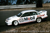 91756  -  Peter. Brock   -  Symmons Plains 1991 - Holden Commodore VN
