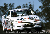 93009 - Larry Perkins  Holden Commodore VP - Oran Park 1993