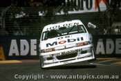 93011 - Peter Brock Holden Commodore VP - Adelaide 1993